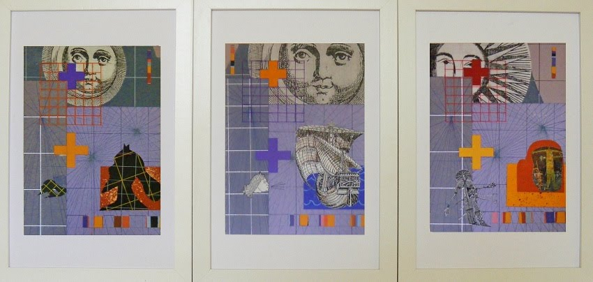 John Webb: The Triptychs